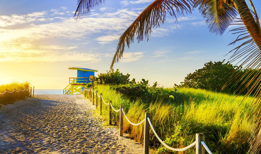 Sonnenseite Floridas