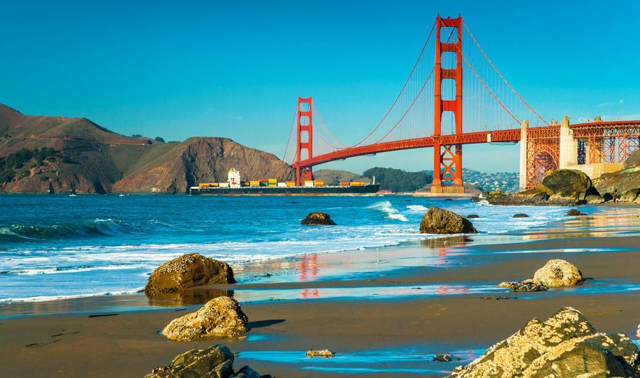 Quer durch die USA (ab San Francisco)