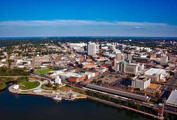 Birmingham nach Montgomery | Montgomery, Alabama