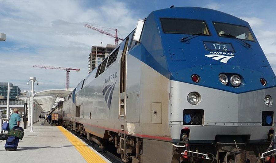 All aboard! Bereisen Sie Amerika mit dem Amtrak!