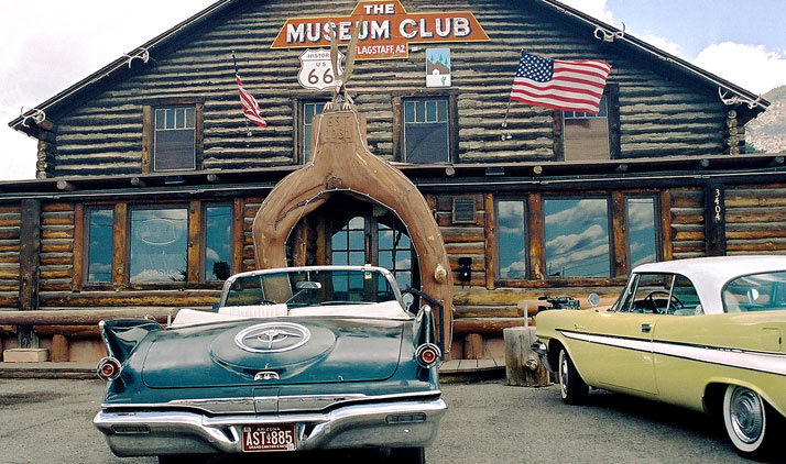 Museum Club in Flagstaff
