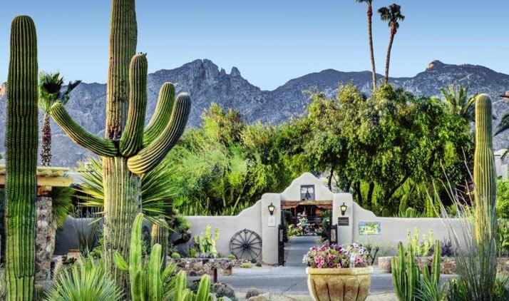 Hacienda del Sol in Tucson