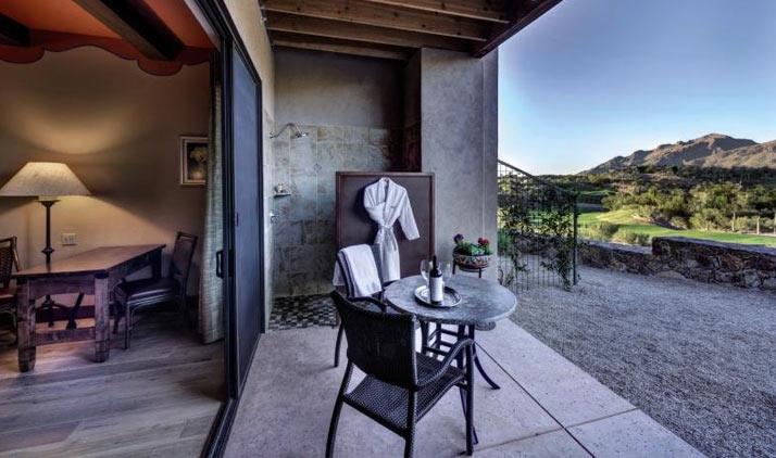 Zimmerbeispiel Hacienda del Sol, Tucson