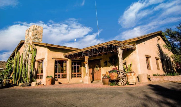 Tanque Verde Ranch in Tucson