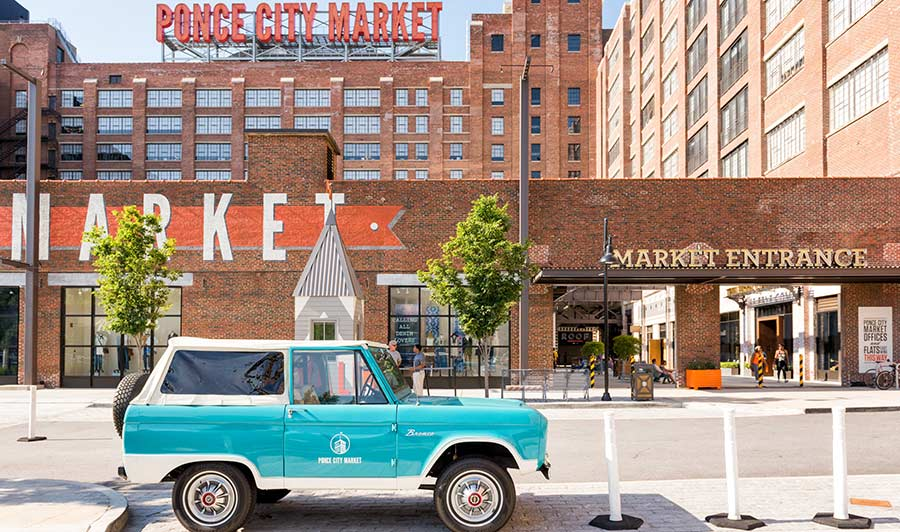 Ponce City Market | Genialer Markt in Atlanta!