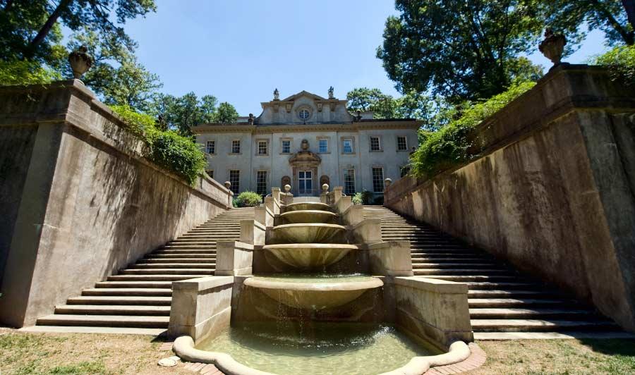 Atlanta | Swan House in Atlanta