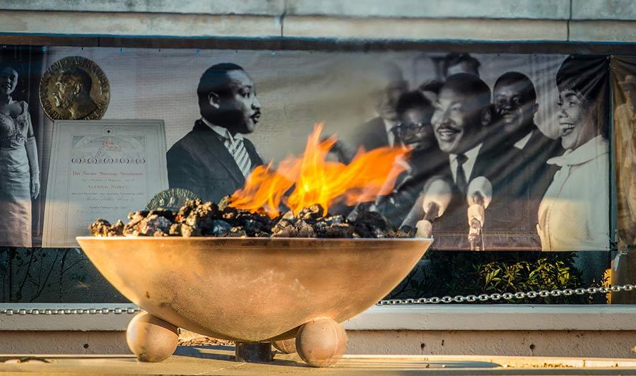 Martin Luther King Gedächtnisstätten