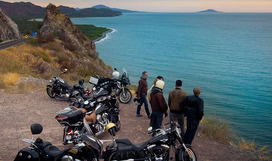 Grandiose Ausblicke von den Steilküsten