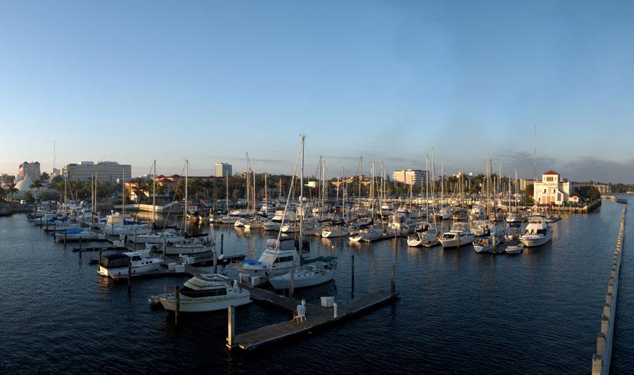 Hafen von Bradenton