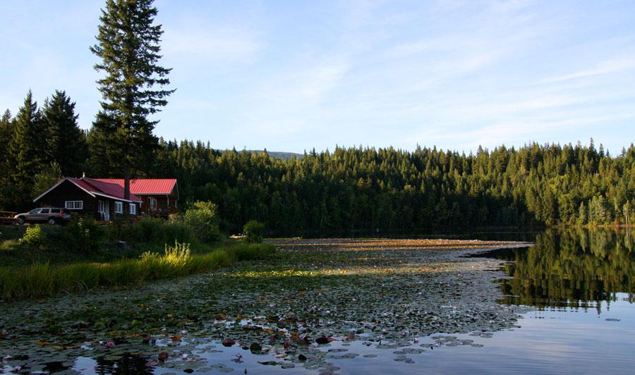 Clearwater   Dutch Lake in der Nähe von Clearwater