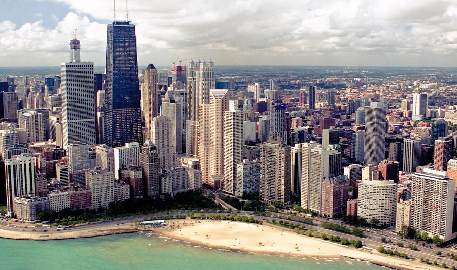 Chicago & Illinois auf eigene Faust