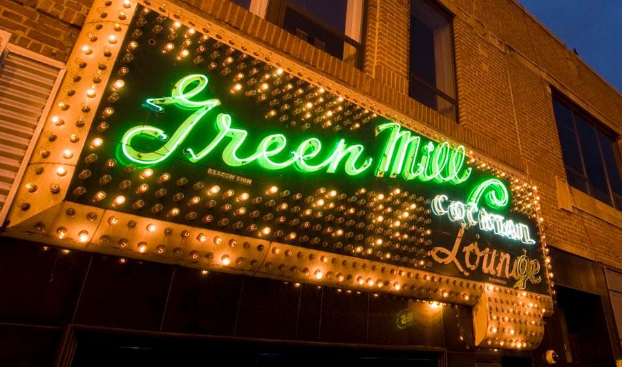 Green Mill Lounge - einer der ältesten Jazz-Clubs der USA!