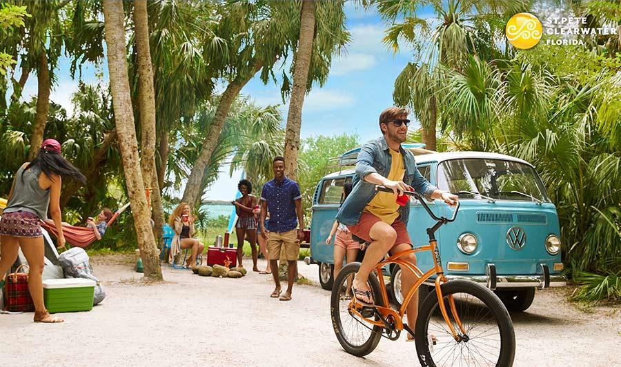 Relaxte Beach Towns warten auf Sie!