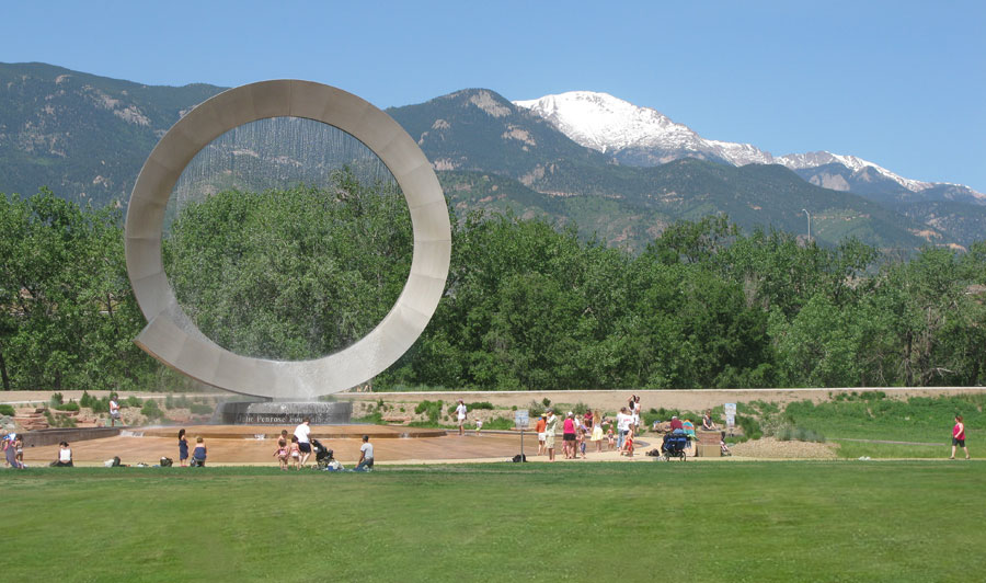 America the Beautiful Park  | America The Beautiful Park in Colorado Springs
