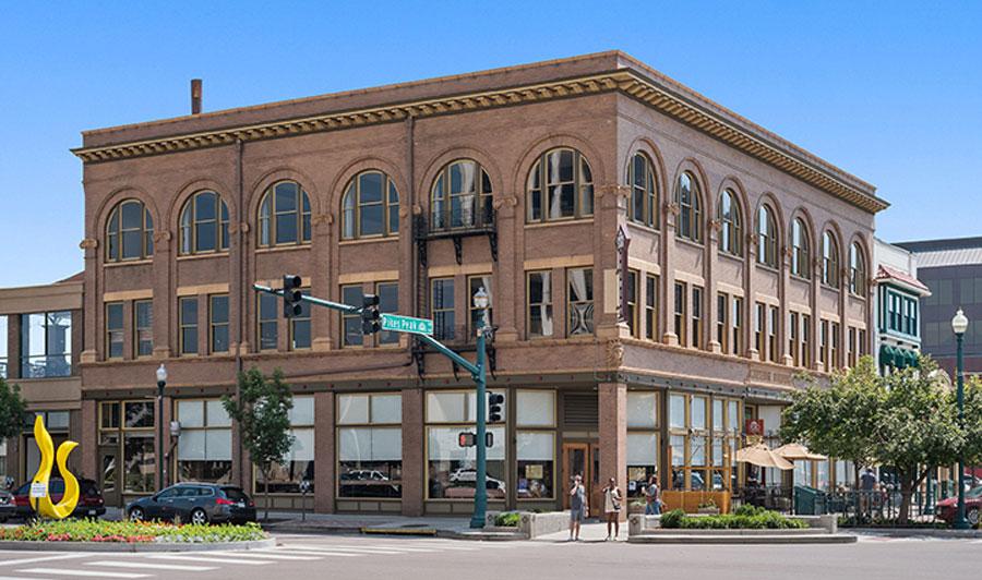 Cheyenne Building - Phantom Canyon Brewery  | Phantom Canyon Dining, Colorado Springs