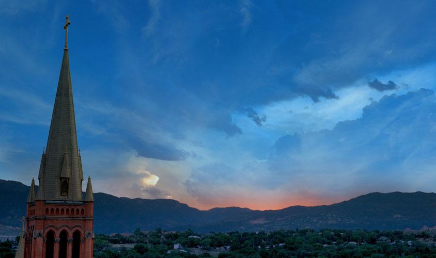 St. Mary's Catholic Church  | St. Mary's Catholic Church, Colorado Springs