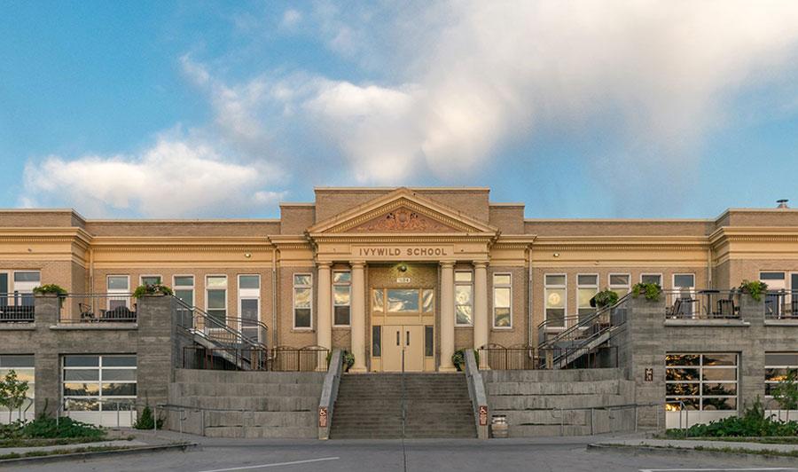 Weiter schlemmen: Ivywild School | Ein Ort des Genusses in Colorado Springs: Ivywild School