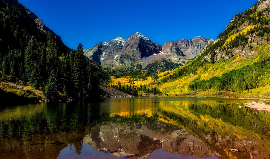 Colorado im Herbst