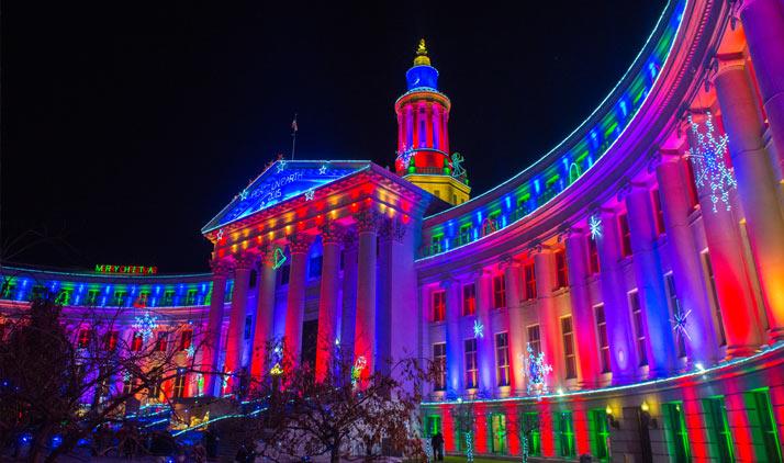 Christmas Time in Denver