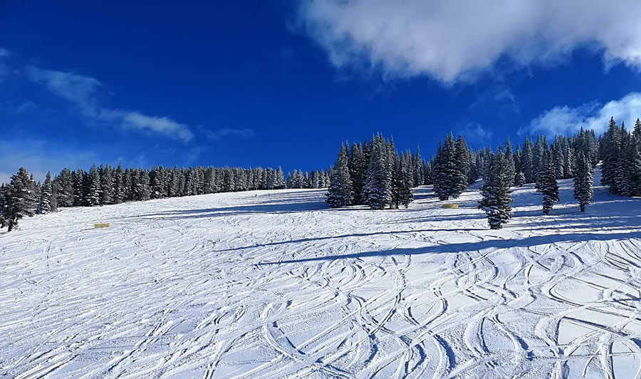 Winter in Vail