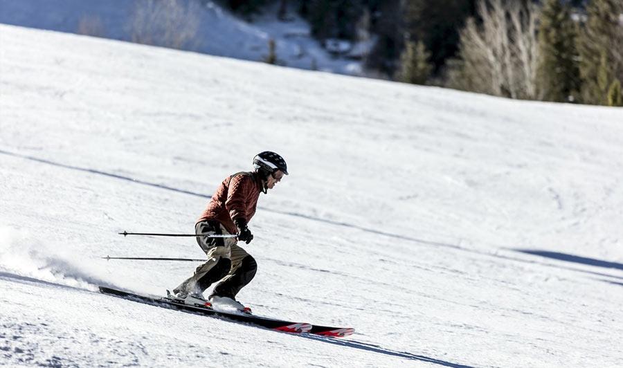 Wintersport in Colorado