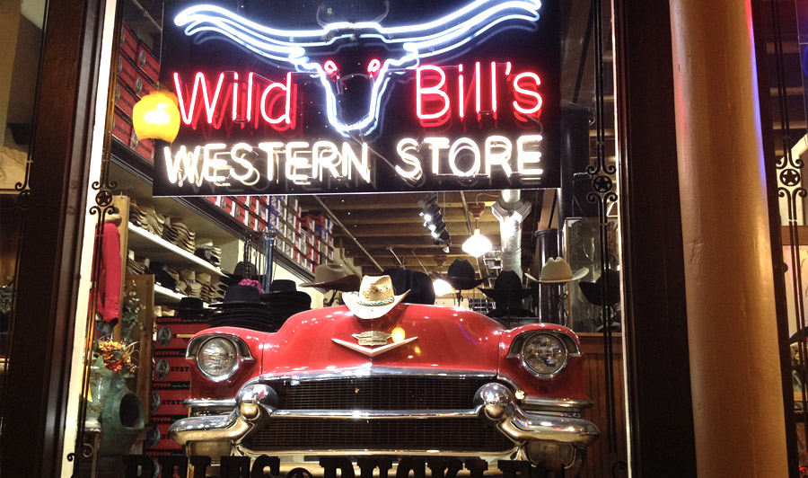 Wild Bill's Western Store, Dallas