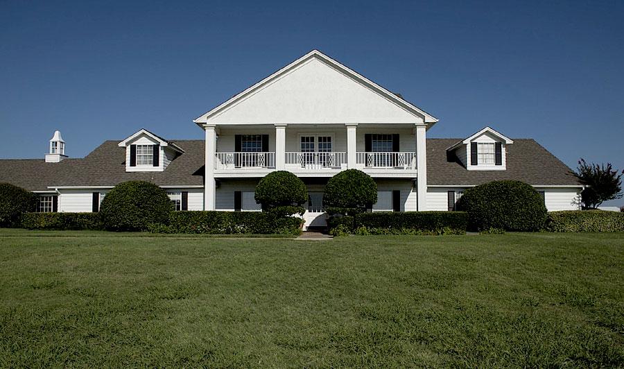 Southfork Ranch, bekannt aus der TV-Serie