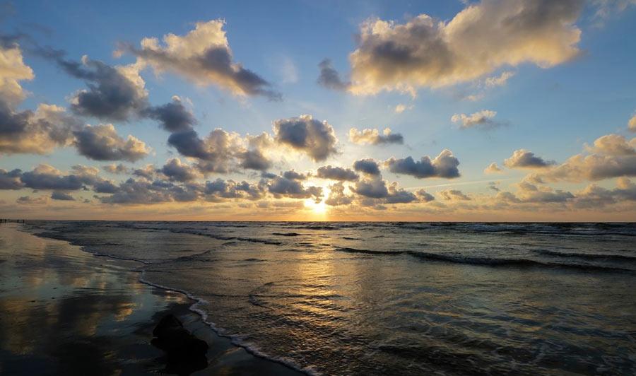 Strand bei Corpus Christi
