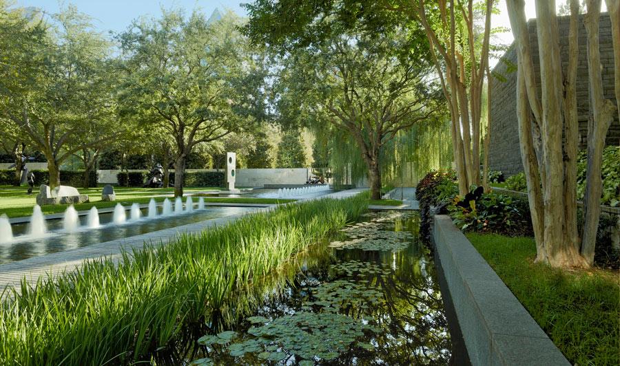 Nasher Sculpture Center Garden