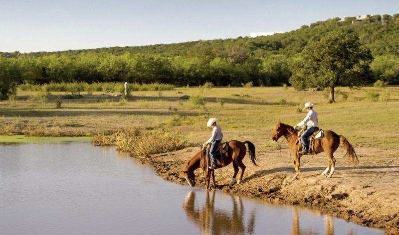 Wildcatter Ranch, westlich von Fort Worth