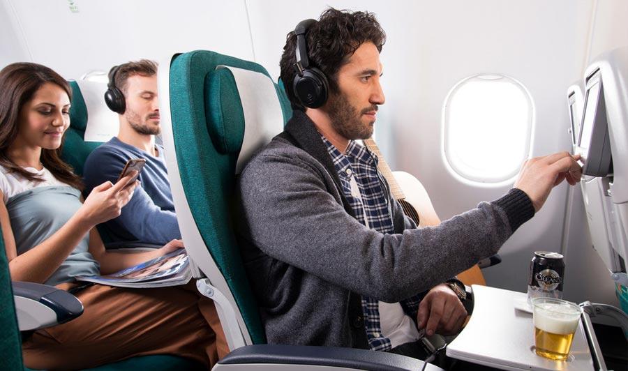 Entspannt in die USA mit Aer Lingus!