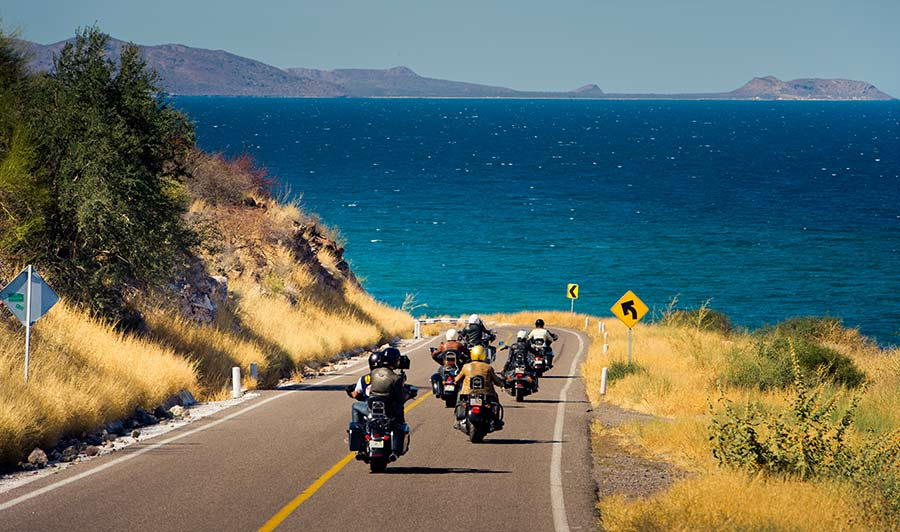 Fahrspaß in Baja California