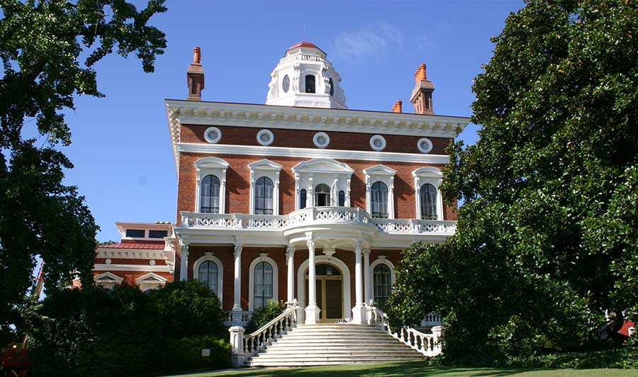 Hay House in Macon
