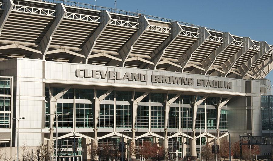 Cleveland: Browns Stadium