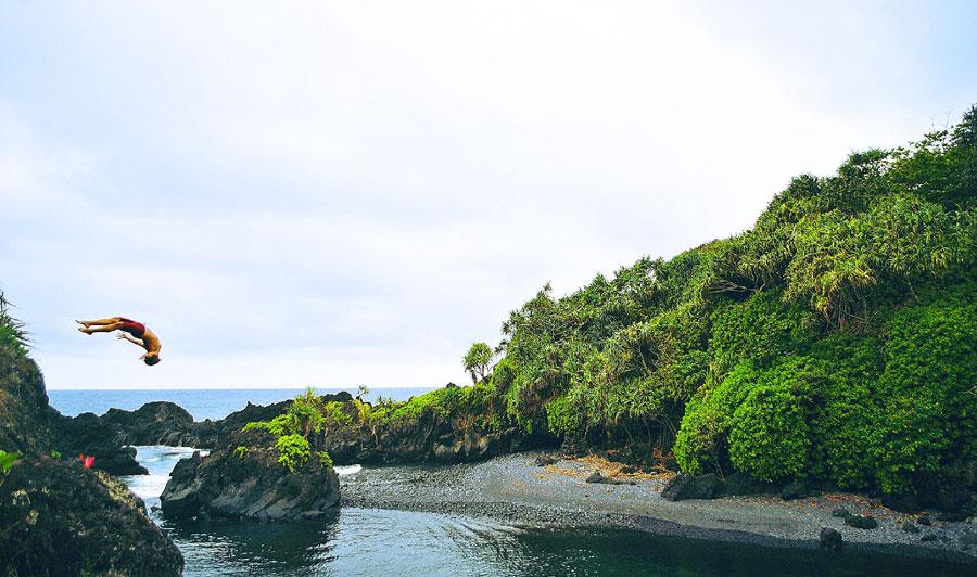 Bucht von Maui