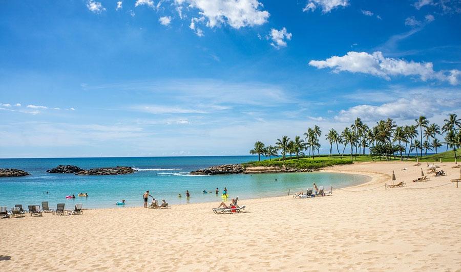 Kohola Lagune auf Oahu