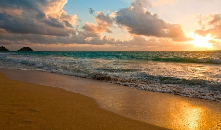 Traumstrände auf Oahu