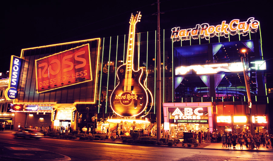 Hard Rock Cafe, Las Vegas