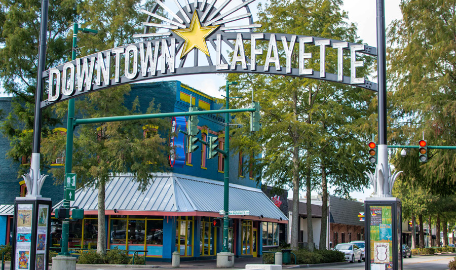 The French Press | Downtown Lafayette
