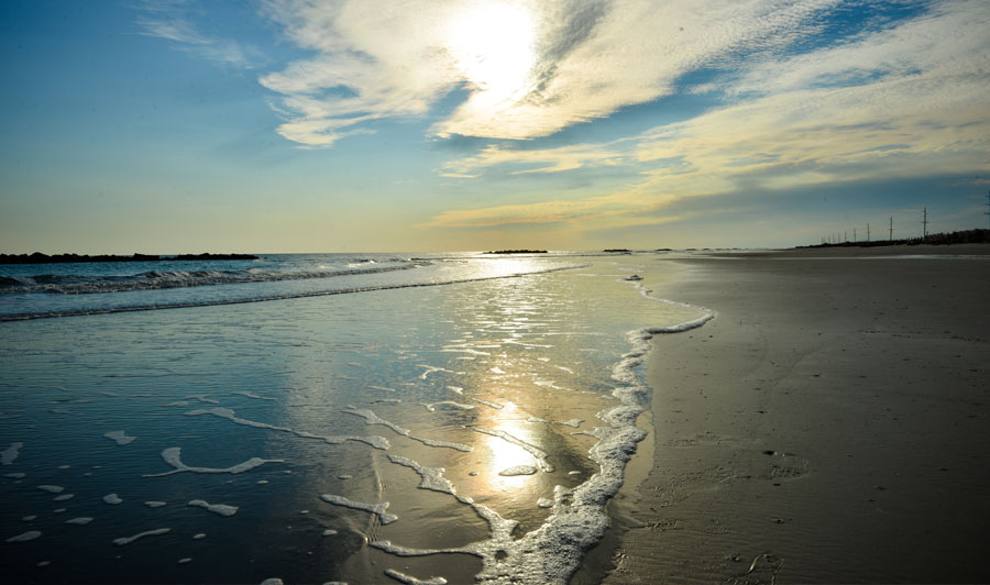 Holly Beach, Louisiana | Strände in Südwest-Louisiana