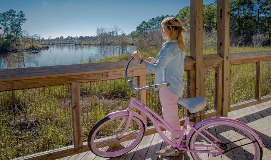 Fontainebleau State Park, Louisiana Northshore | Tammany Trace (Bayou Lacombe)