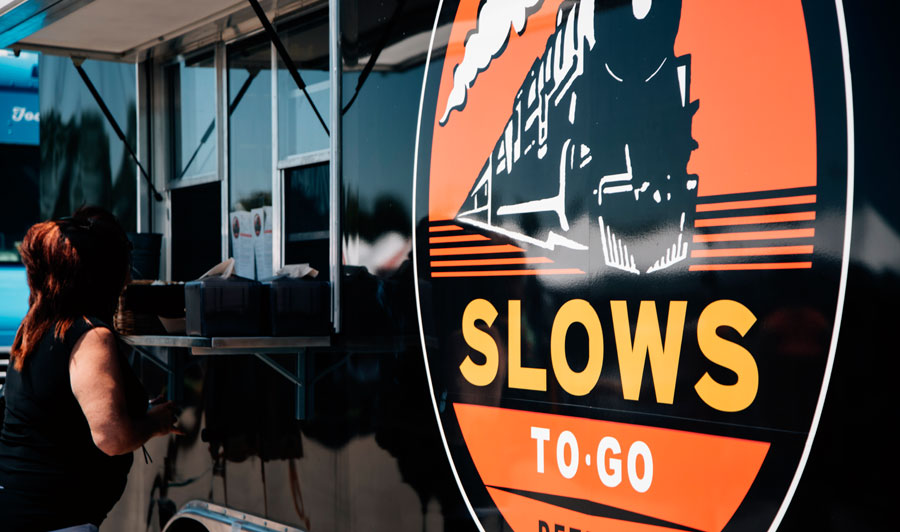 Slows Bar BQ in Detroit