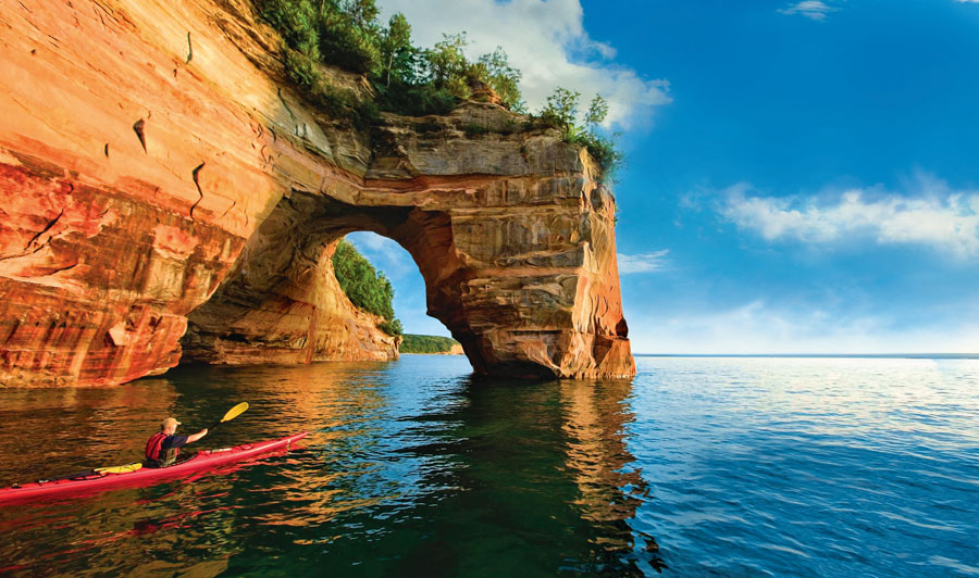 Pictured Rocks National Lakeshore  |