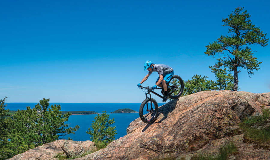 Outdoor-Fun in Marquette, Michigan