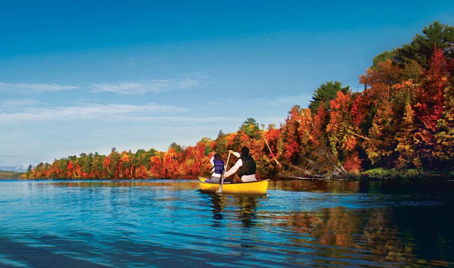 Niagarafälle & die Großen Seen als USA-Kanada-Kombi