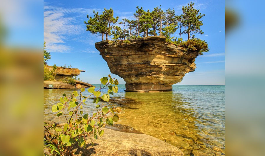 "Port Austin: ""Michigan's Thumb"" 
