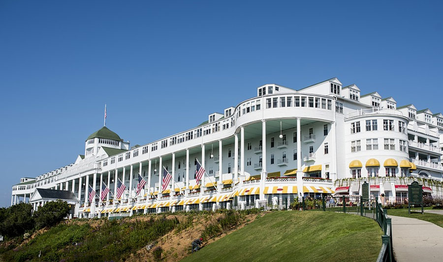 Grand Hotel auf Mackinac Island