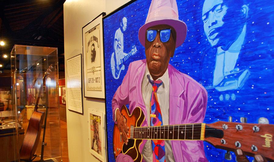 Clarksdale | Delta Blues Museum
