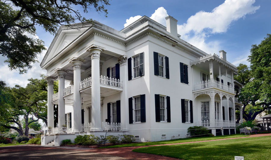 Vidalia, Louisiana/Natchez, Mississippi | Stanton Hall, Natchez