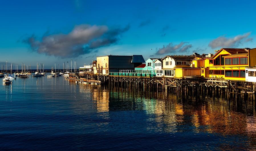 Fishermans Wharf, Monterey
